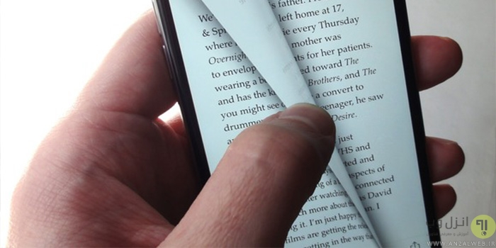 چگونه صفحات وب مرورگر در اندروید و آی او اس به صورت PDF و متن ذخیره کنیم؟ Five Ways to Save a Web Page on an iPhone or Android Phone