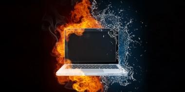 چگونه از داغ شدن لپ تاپ جلوگیری کنیم؟