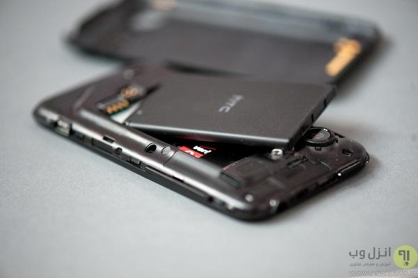 باتری گوشی شما ضعیف شده است