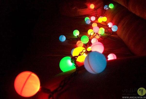 روش های خلاقانه برای استفاده از LED ها در منزل
