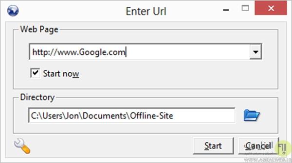 نرم افزارهای دانلود و مشاهده آفلاین سایت ها