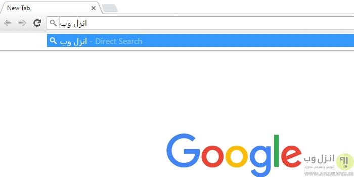 چگونه بدون نیاز به تایپ کامل آدرس دامنه سایت ها در مرورگر وارد آنها شویم؟