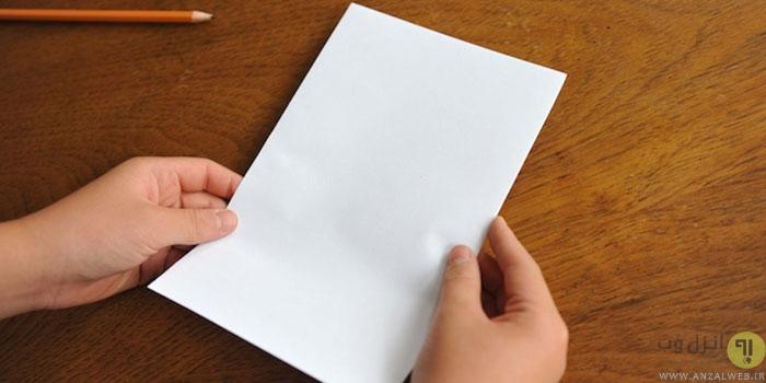 نوشتن متن و یادداشت های مخفیانه و سری
