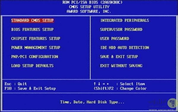 اشکال در سیستم عامل