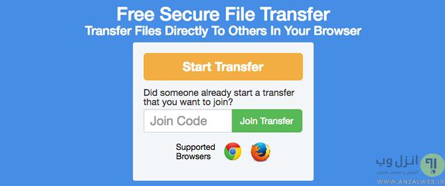 سرویس های رایگان برای به اشتراک گذاری فایل ها