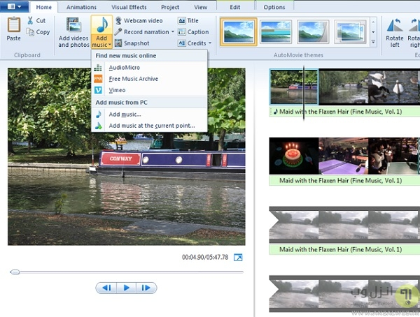 Windows-Movie-Maker-Importing-files-2