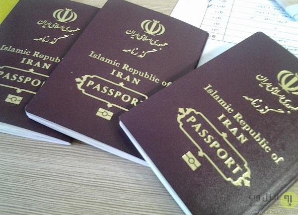 گواهینامه رانندگی یا شماره پاسپورت