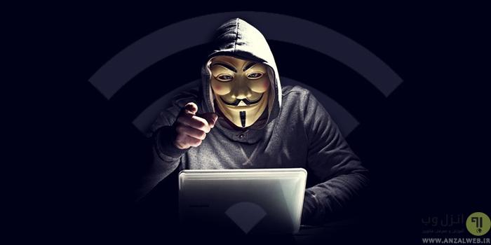 جلوگیری از هک شدن وای فای ( Wi-Fi )