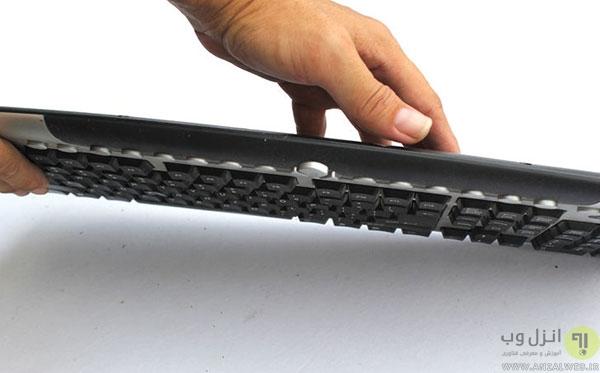چگونه دکمه های کیبورد را تعمیر و پاکسازی کنیم؟