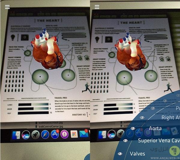 بهترین برنامه های واقعیت افزوده اندروید و iOS