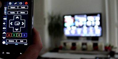 تبدیل اندروید به کنترل از راه دور تلویزیون