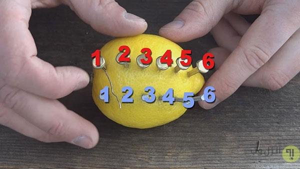 چگونه با استفاده از لیمو ترش آتش درست کنیم؟