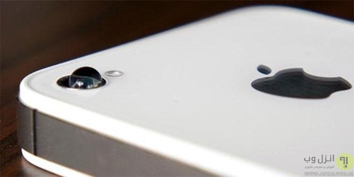 ثبت تصاویر ماکرو یا closeup در آیفون