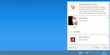 غیرفعال کردن اعلان های وب درگوگل کروم ، فایرفاکس و ادج