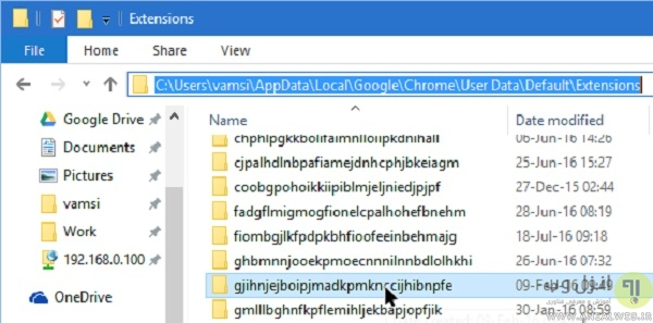 download-chrome-extensions-extension-folder