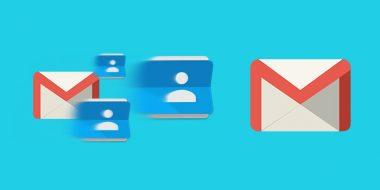 نتقال لیست مخاطبین اکانت گوگل به اکانت جدید