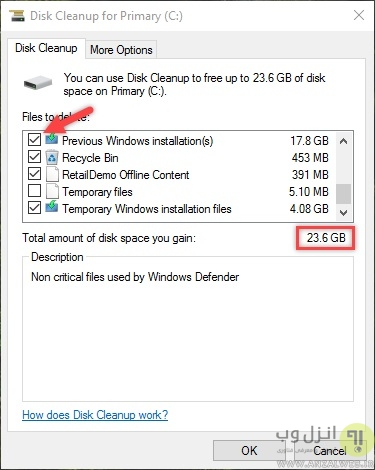 remove-windows-old-folder-total-file-size