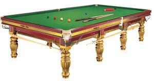 میز اسنوکر shender مدل Golden Prince