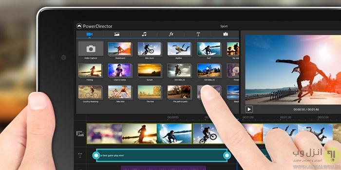 بهترین برنامه های ویرایش ویدیو اندروید