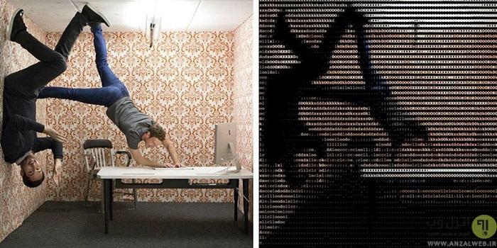 مشاهده سایز اصلی عکس و تبدیل آن به نوشته در اینستاگرام