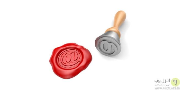 اضافه کردن امضا شخصی به ایمیل در یاهو ، جیمیل و اوت لوک