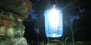 ساخت روشنایی اضطراری در نبود برق