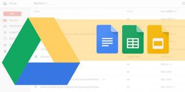 آپدیت فایل های گوگل درایو بدون تغییر لینک