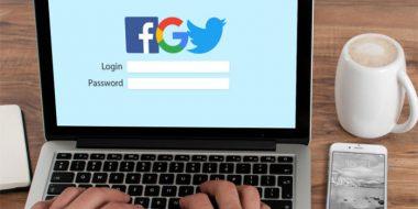 افزایش امنیت حین ورود به سایت ها با استفاده از اکانت شبکه های اجتماعی