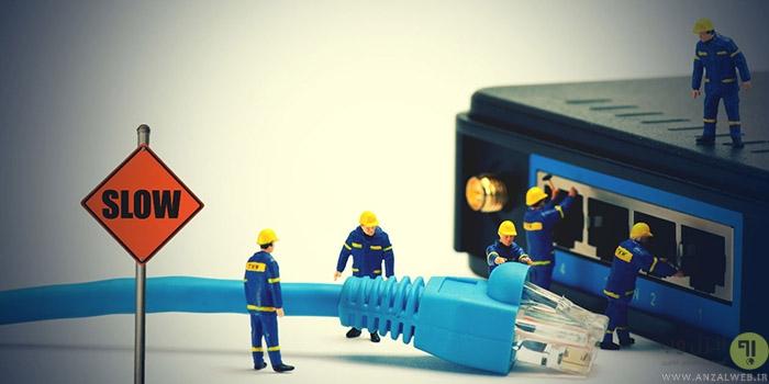 رفع مشکلات اتصال به اینترنت در ویندوز