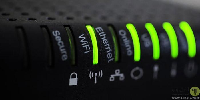 آموزش مخفی کردن شبکه وای فای و جلوگیری از دیده شدن آن