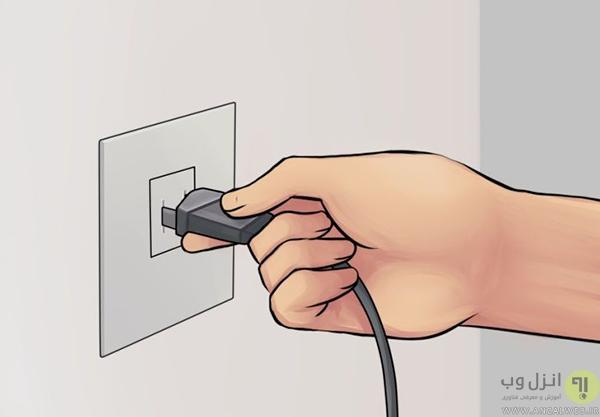 عیب یابی و ربع مشکل شارژ نشدن لپ تاپ