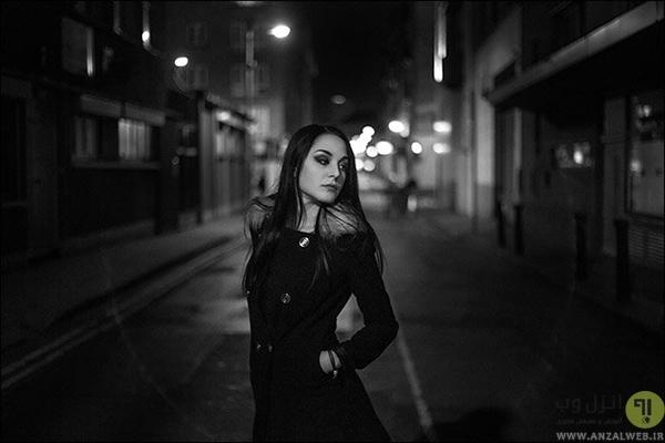 ترفندهای کاربردی برای عکاسی در شب