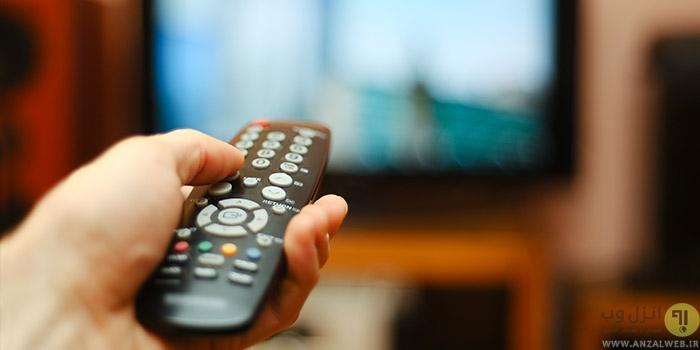 آموزش تعمیر ریموت کنترل تلوزیون و رفع مشکل عمل نکردن دکمه ها