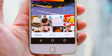 ارسال و آپلود همرمان چند عکس یا ویدیو در یک پست اینستاگرام و ایجاد آلبوم تصاویر