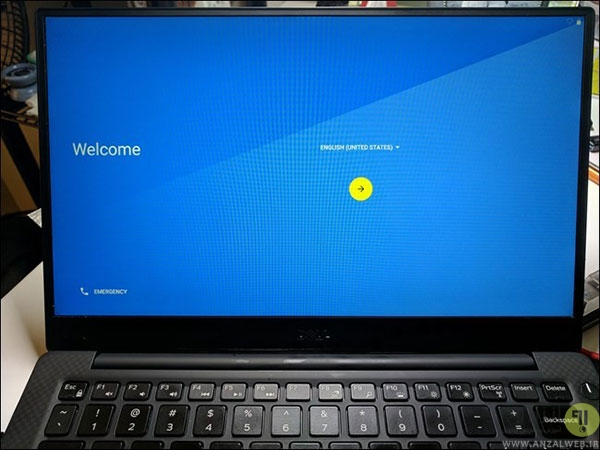نصب و راه اندازی اندروید روی کامپیوتر و لپ تاپ