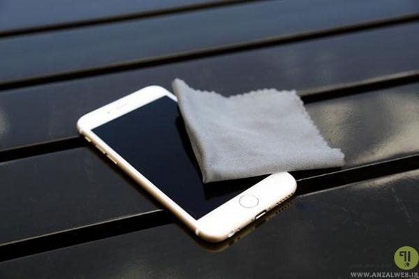 ترفند های کاربردی برای رفع آلودگی و میکروب های سطح گوشی
