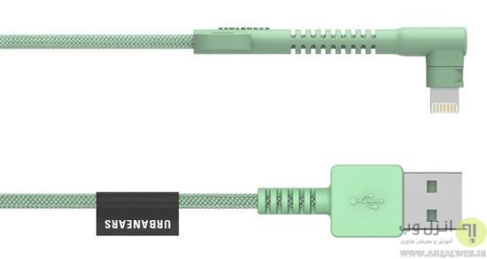 جلوگیری از خرابی شارژر گوشی با خرید کابل شارژر مخصوص و تقویت شده