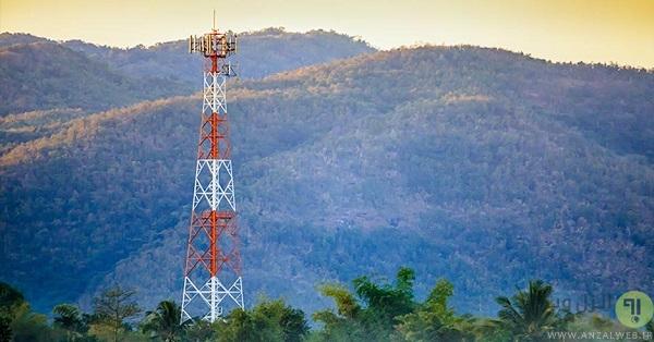 تعیین محل نزدیکترین برج تلفن همراه به شما