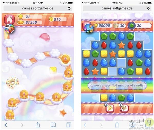 بازی Candy Rain 2