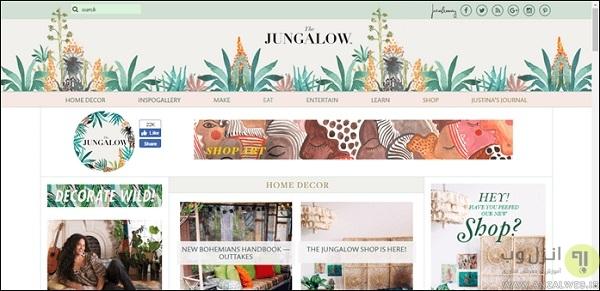 سایتThe Jungalow