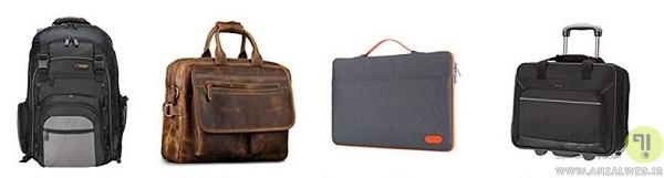 کیف لپ تاپ های مختلف