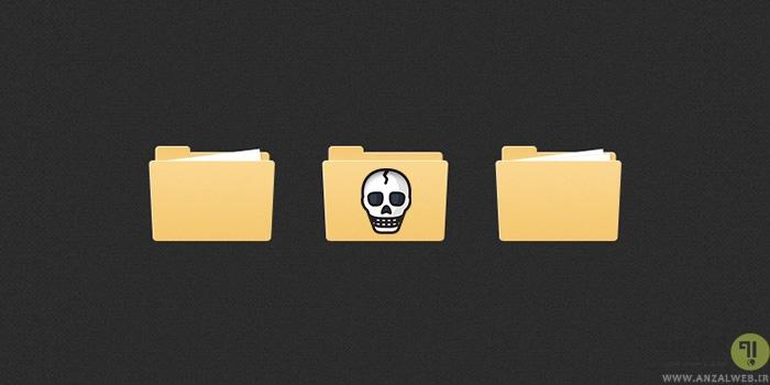 آموزش حذف کامل ویروس New Folder.exe از فلش و کامپیوتر ویندوز 10 8 7