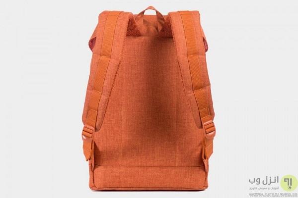 راحتی کیف لپ تاپ