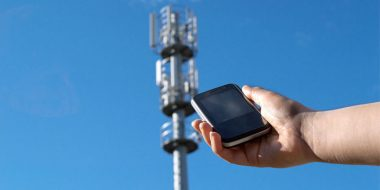 تقویت آنتن موبایل