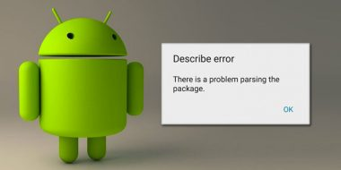 10 روش برای حل مشکل parse error یا there is a problem parsing the package اندروید