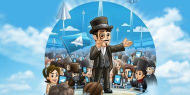 ترفند و روش های افزایش اعضای یا ممبر واقعی کانال تلگرام