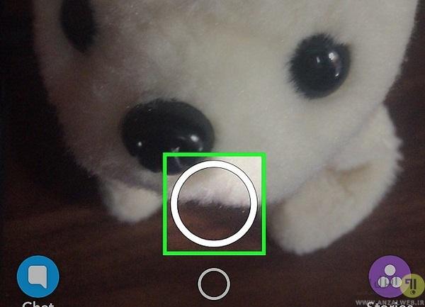 استفاده از اسنپ چت