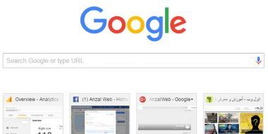 چگونه سایت های پربازدید و تنظیمات صفحه شروع گوگل کروم را شخصی سازی کنیم؟