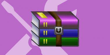 4 روش رفع ارور Diagnostic messeges یا CRC failed فایل فشرده Winrar