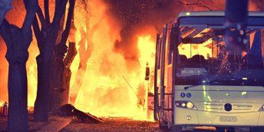 در هنگام وقوع حمله ی تروریستی و بمب گذاری انتحاری چه کار کنیم؟